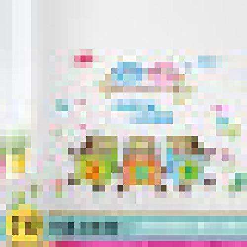 Kinderzimmer Kindergarten Klasse Kultur Grundschule Klassenzimmer Wanddekoration Ornament Wandaufkleber Cartoon Niedlich Aufkleber Cartoon Hygiene Ecke