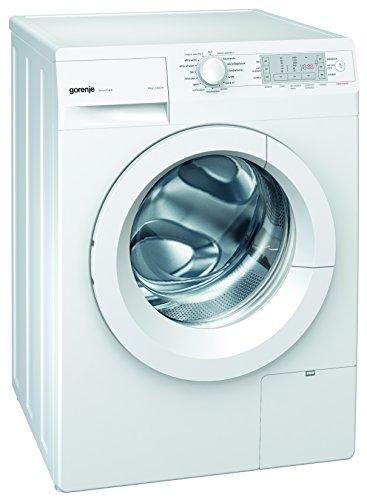 Gorenje WA6840 Waschmaschine FL / A+++ / 146 kWh/Jahr / 1400 UpM / 6 kg / 9.146 L/Jahr / Weiß / Startzeitvorwahl (24 h) / LED Display