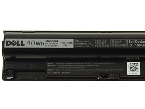 DELL Laptop Battery For Inspiron 14 5000 Series 5451 5452 5458 5459 Inspiron 15 5000 Series 5552 5559 Inspiron 17 5000 Series 5759