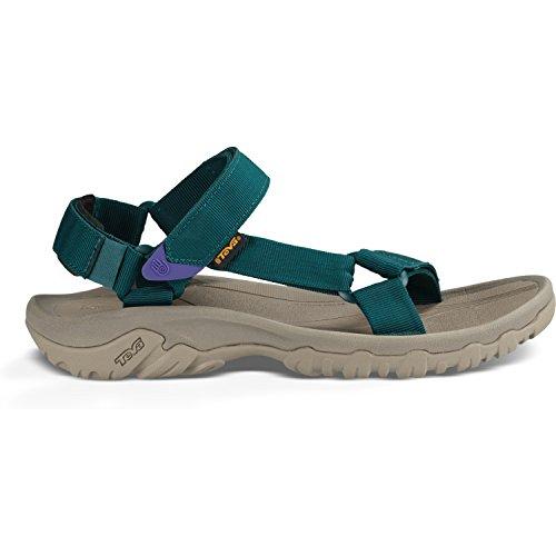 Sandali e infradito per gli uomini, colore Verde , marca TEVA, modello Sandali E Infradito Per Gli Uomini TEVA 4156T Verde Deep Teal