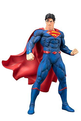 DC UNIVERSE Superman REBIRTH [ARTFX+][Importación Japonesa]