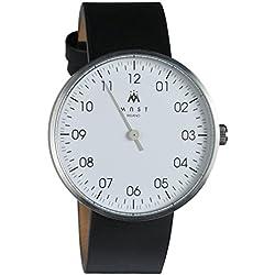 MAST MILANO SL203WH01-L-UNO - Reloj de Hombre monoaguja Ultra Slim