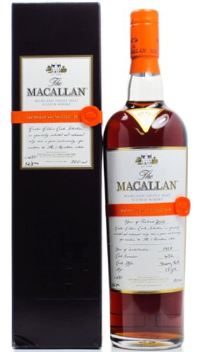 Macallan - 2010 Easter Elchies - 1997 13 year old Whisky
