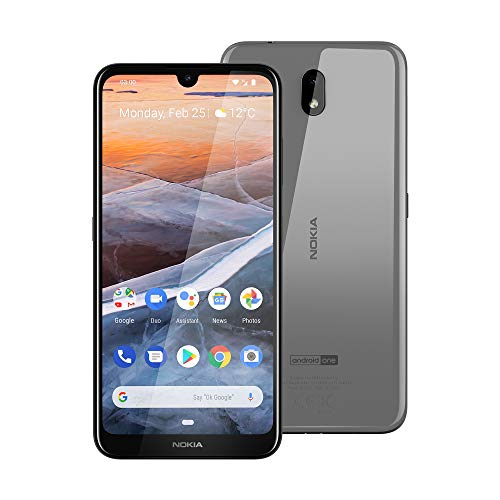nokia 2.2 steel 5.71 2gb/16gb android one dual sim