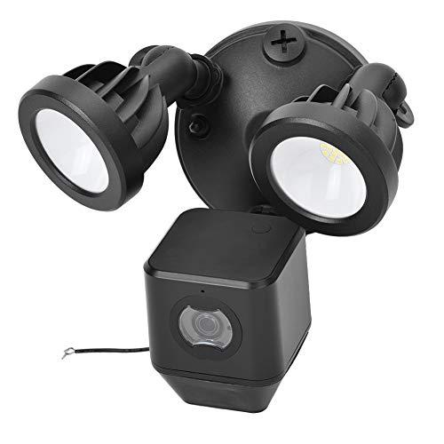 ESCAM 1080P 2MP WIFI-Webcam Infrarot-Induktions-IP-Flutlichtkamera Home Security System, 2-Wege-Gespräch