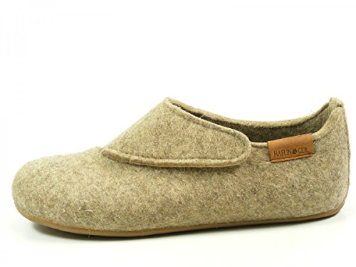 Haflinger Future, Chaussons mixte adulte Beige