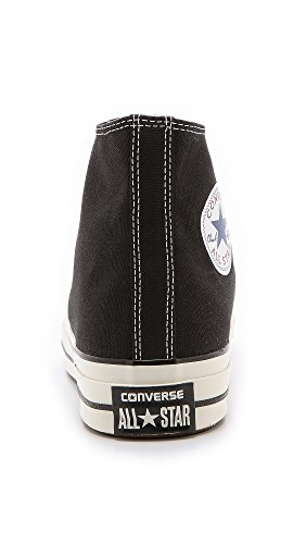 Converse All Star Prem Hi 197's Textil, Chaussures de Sport Mixte Adulte Noir