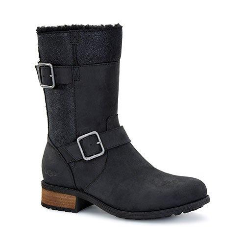 UGG Australia Oregon Femme Boots Noir