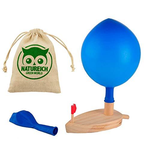 t aus Holz Selbstfahrend im Wasser / Badewanne - Spielzeug Kinder ab 4 Jahre ()