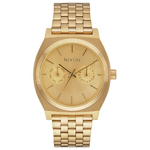 nixon-womens-watch-time-teller-analog-quartz-stainless-steel-coated-a922502-00-deluxe