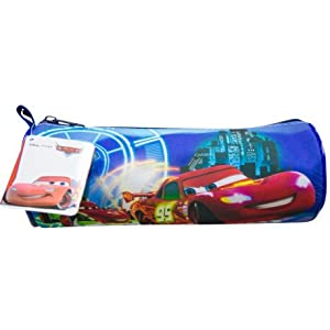 Planet Happy Toys – As8221 estuche cilindrico 23cm cars
