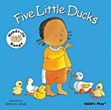 Five Little Ducks: BSL (British Sign Language) (Hands-On Songs)