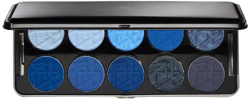 BEAUTY IS LIFE Lidschatten, Profi Set, bleu up, 35 g