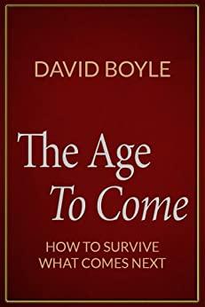 The Age to Come: Authenticity, Post-Modernism and How To Survive What Comes Next by [Boyle, David]