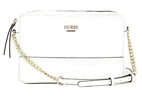 guess-devyn-crossbody-top-zip-white