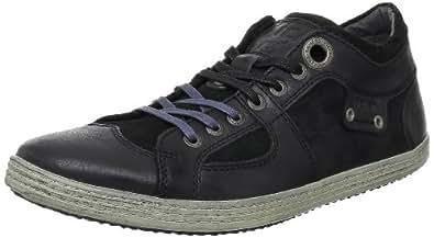 Kickers Ametiste, Chaussures à lacets homme - Noir, 40 EU