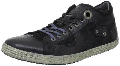 Kickers Ametiste, Chaussures à lacets homme Noir