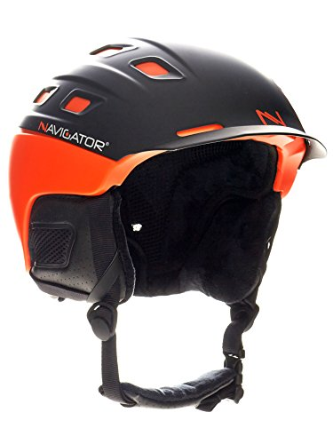 Navigator Parrot Casque De Ski Et Snowboard Ajustable Couleurs Variees Xs Xl