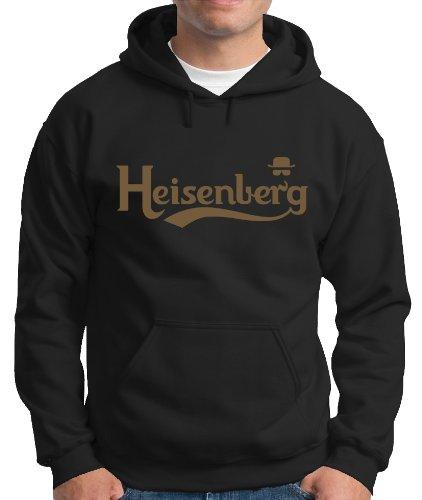 Touchlines Herren Kapuzenpullover Heisenberg Fly Sweatshirt, black/gold, L, B130513KS Preisvergleich