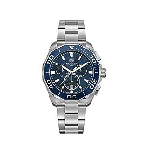 TAG Heuer Aquaracer Herren-Armbanduhr 43mm Batterie CAY111B.BA0927