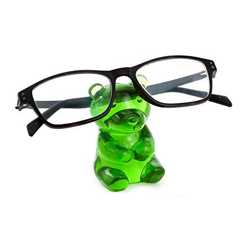 balvi-YummyBearBrillenhalter.BrillenhalterinFormeinesGummibärchens.Brillengeordnetaufbewahren.