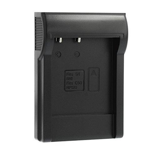 Adapter für Ladegerät Ladestation Charger Blumax , Powever - NP-BN1, NP-BN 1, NPBN1 Np 1 Adapter