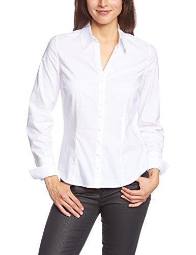 Betty Barclay - Blouse - Femme Blanc - Weiß (Bright White 1000)