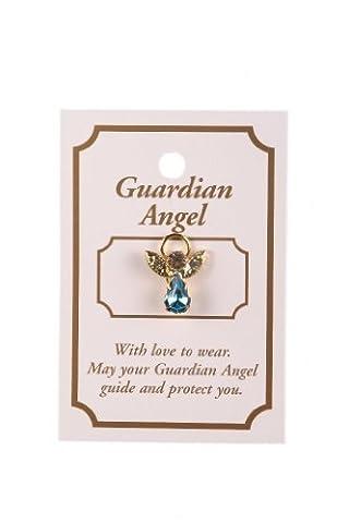 Guardian Angel Lapel Brooch