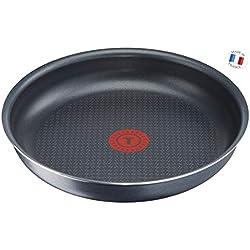 Tefal-L2310502-Ingenio Elegance Poêle 26 cm Gris Pailleté Tous Feux sauf Induction