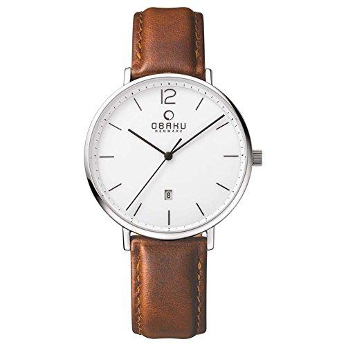 Obaku reloj hombre V181GDCWRN