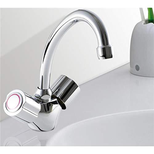 Inconnu Autre - Robinet en Laiton Chrome melangeur de lavabo Bec Mobile