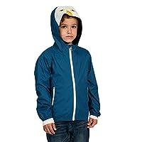 Aigle - Rain Jacket - Popraini Fun - Child - 4 Years - Midnight Blue