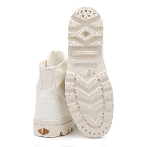 Palladium  Pampa Hi, chaussons d'intérieur femme Rose (Marshmallow/marshmallow)