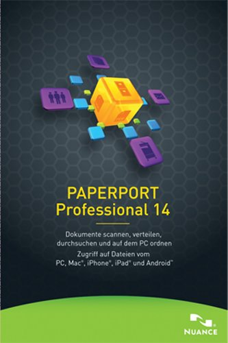 Nuance Paperport 14 Professional (Download) - Nuance Software-download