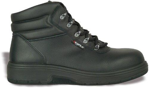 COFRA  ASPHALT, Chaussures de sécurité pour homme Noir