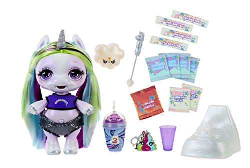 Poopsie Slime Surprise Unicorn, Blue or Purple – style picked at random