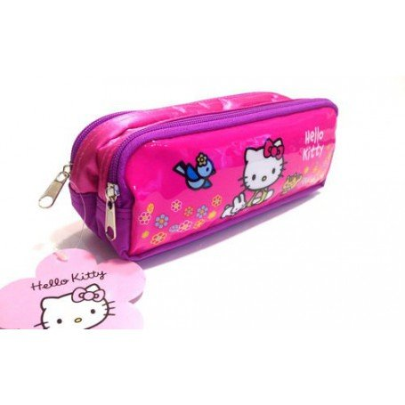 HELLO KITTY - GRANDE TROUSSE D'ÉCOLE - NEUF -...