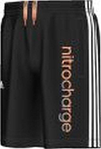 adidas - Nitrocharge Shorts - Schwarz - 116