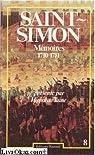 Mémoires, tome 3 : 1699 1702 par Saint-Simon