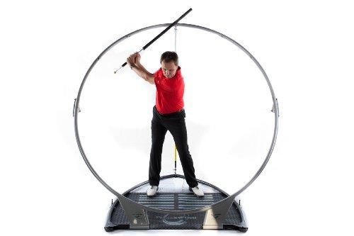 PlaneSWING Golf Schwungtrainer Langer Standard-PowerSLIDER