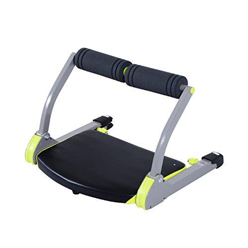 Appareil de fitness abdominal MULTIFONCTION core smart 52Lx55lx38H cm gris neuf 14
