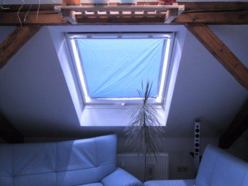 eXsun Sonnenschutz für Velux XY Dachfenster Rollo, Hitzeschutz, Verdunkelungsrollo - mit Krafthaftsaugern, kein Bohren - kein Nageln - kein Schrauben (Alle Typen! GGU, GGL, GPU, GPL, GHU, GHL, GTU, GTL, GXU, GXL, VU, VL, VKU) WICHTIG = Größe! Bitte auswählen!** Super einfach - der Sonnenschutz wird direkt auf die Glasscheibe - mit Krafthaftsauger - angebracht.. Komplett!! Alles dabei! * (Blau / Silber, Y85 / 085 / SK06)