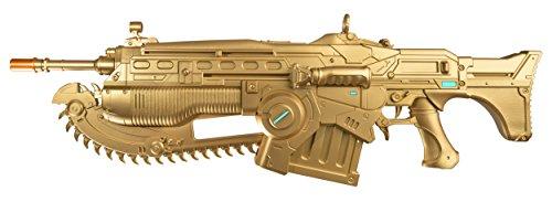 Réplica del Lancer de Gears of War 4 - Dorada