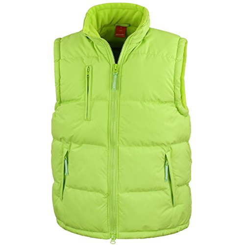 419%2Bmy16a5L. SS500  - Result Mens Ultra Padded Bodywarmer Water Repellent Windproof Jacket