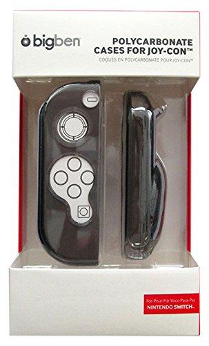 BIGBEN Nintendo Switch - Polycarbonat Hardcase-Set für Joy-Con Controller (farblich Sortiert)