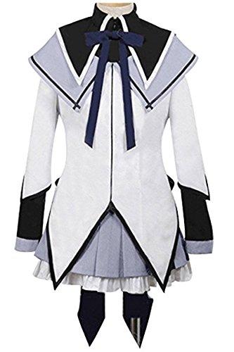 RoleplayShop Puella Magi Madoka Magica Homura Akemi Cosplay Kostüm Kleid Gr. X-Large, ()