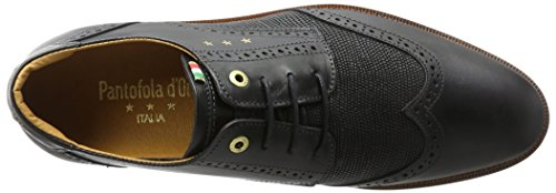 Pantofola d'Oro Rubicon Uomo Low, chaussons d'intérieur homme Schwarz (Black)