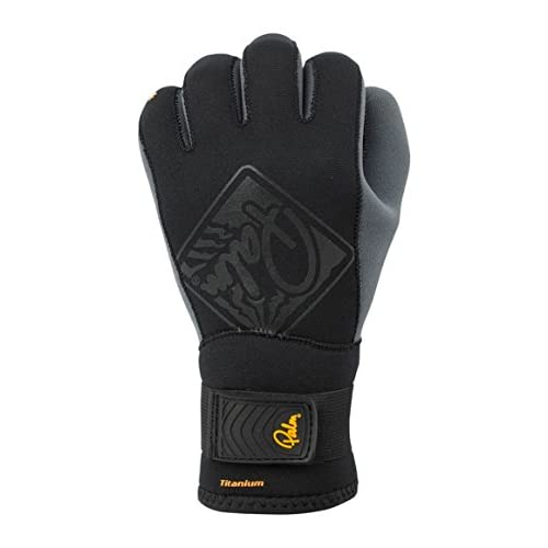 419%2BrDYhZnL. SS500  - Palm Kayak or Kayaking - 3MM Hook Neoprene Wetsuit Kayak Gloves Black - Lighter weight 2mm neoprene for improved control