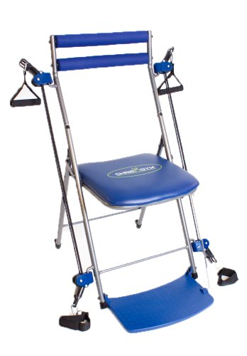 Chair Gym - Multi gym fitness chair full body slimming toning workout...
