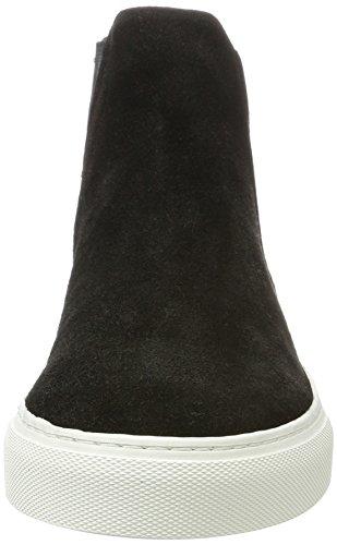 Royal RepubliQ Elpique Chelsea, Sneaker a Collo Alto Donna nero (nero)